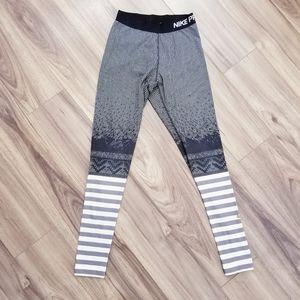 Nike pro dri fit insulated running pants
